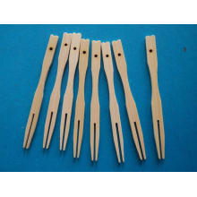 Environmental protection bamboo fork